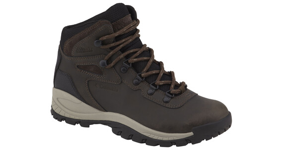 Columbia Newton Ridge Plus Shoes Women Cordovan/Crown Jewel